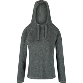 Regatta Carys Fleece Hoodie Women, balsam green